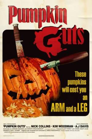 Sinister Sinema: Pumpkin Guts